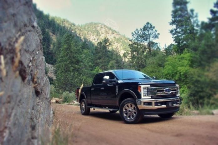 2019 Ford F-250 Diesel will be safer than before