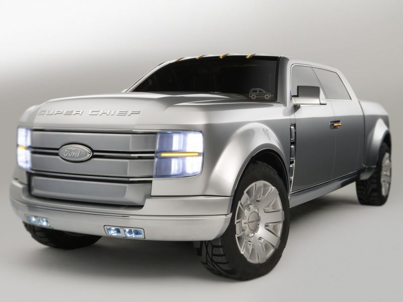2019 Ford Super Chief Review Price Release Date 2019