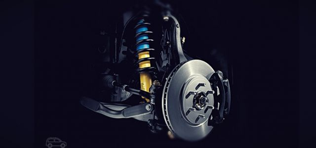 2019 Nissan Frontier Pro-4x rear suspension