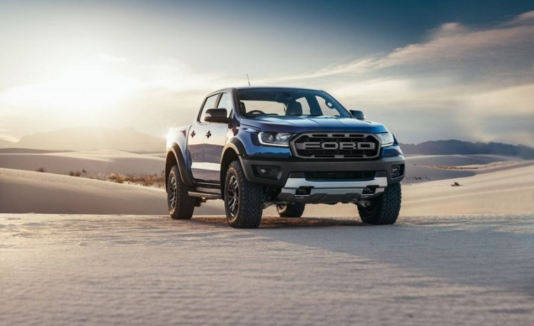 2020 Ford Ranger Raptor Price, Spy shots, Release