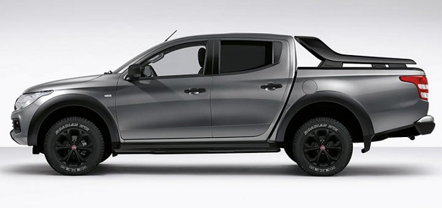 2018 fiat fullback side view
