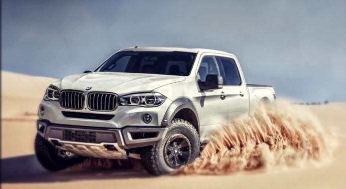 2020 BMW Pickup Truck will go into production next year