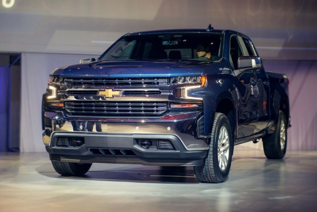 2020 Chevy Silverado First Look, Changes - 2019 - 2020 ...
