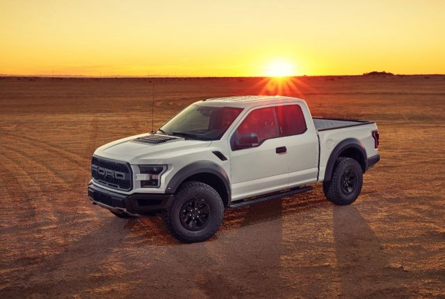 2020 Ford F-150 Raptor view