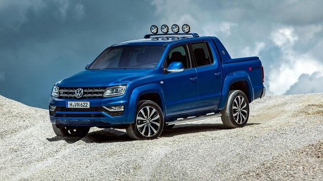 2019 VW Amarok USA Edition