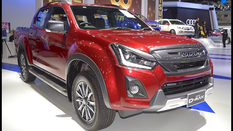 2019 Isuzu D-Max V-Cross review