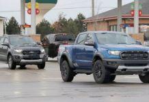 2020 Ford Raptor Hybrid front