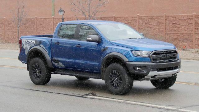 ford raptor hybrid rumors  release date    trucks