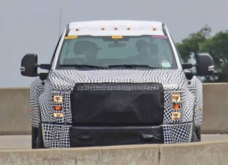 2020 Ford Super Duty front