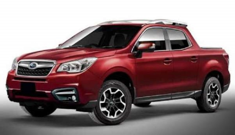 Subaru Baja Truck Concept review