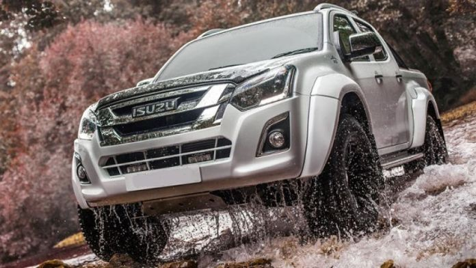 Next-generation 2020 Isuzu D-Max to be revealed next year