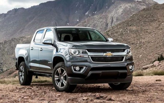2020 chevy colorado redesign  updates  zr2 bison review