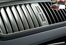 2020 Lincoln Mark LT front