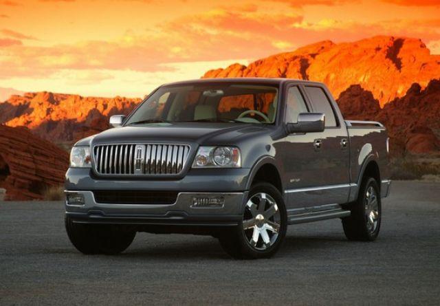 2020 Lincoln Mark LT