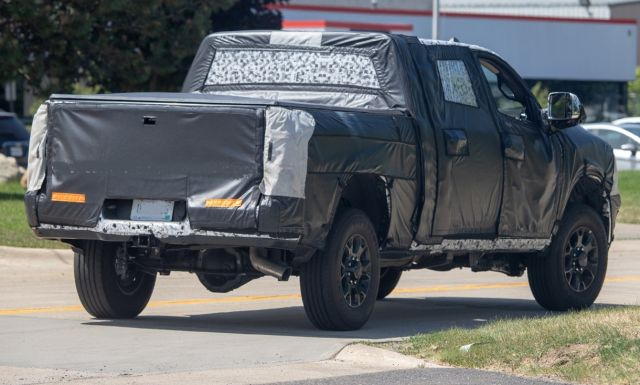 Spied: 2020 Ram 2500 Mega Cab Is In Its Final Testing ...