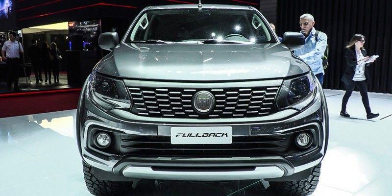 2020 Fiat Fullback