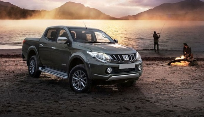 2020 Mitsubishi L200 To Get A New Dynamic Shield Design