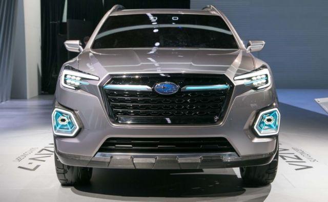 2020 Subaru Baja Pickup Truck front