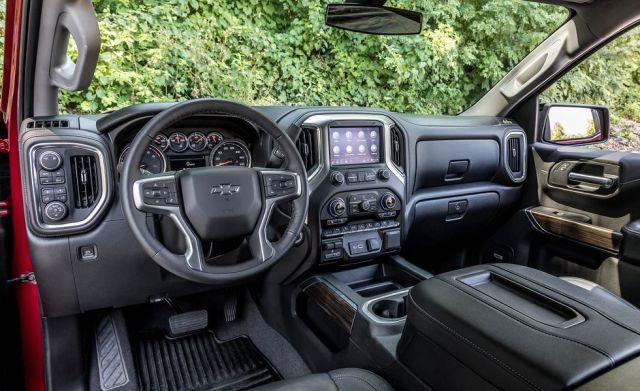 revealed new 2020 chevy silverado 1500 rst - 2019