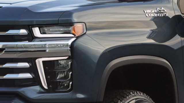 2020 Chevy Silverado 2500HD Is The New Pickup Trucks ...