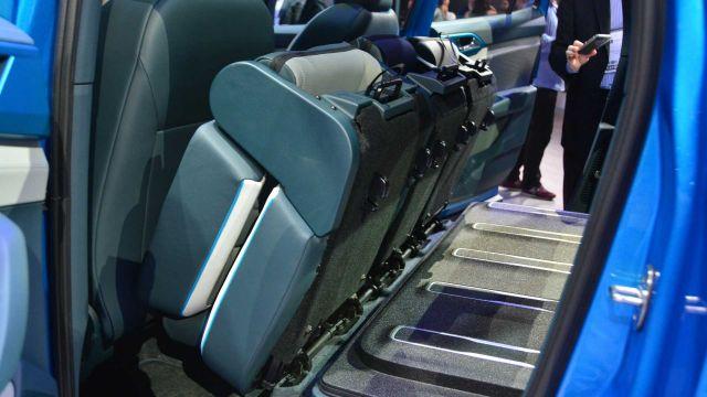2020 Volkswagen Tarok seats