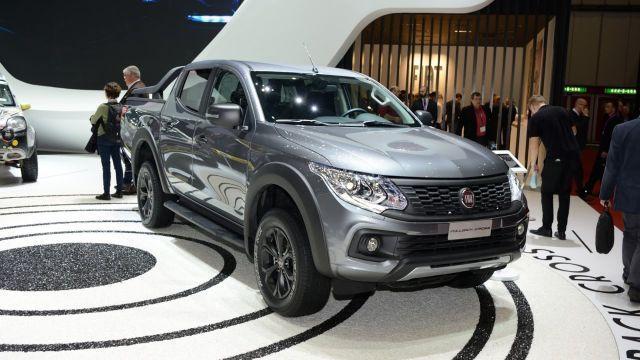2020 Fiat Fullback Cross