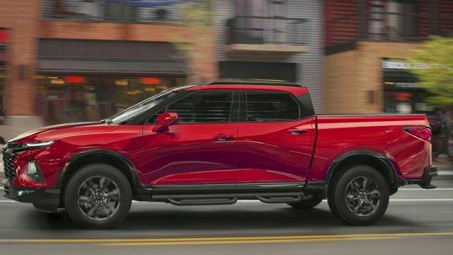 2020 Chevrolet Trailblazer side
