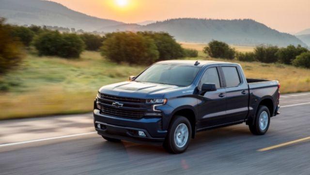 2021 Chevy Silverado 1500 To Get Some Redesign - 2019 ...