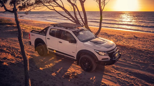 2021 Holden Colorado exterior