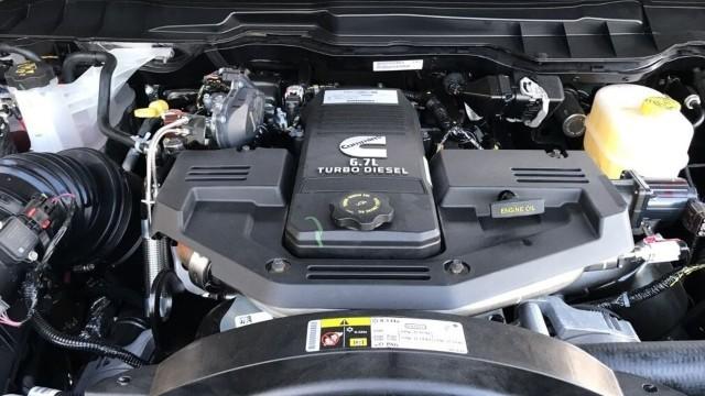 2021 Ram 2500 diesel