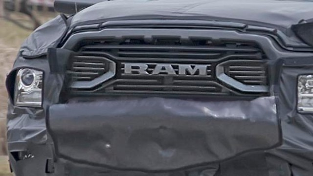 2021 Ram 2500 grille