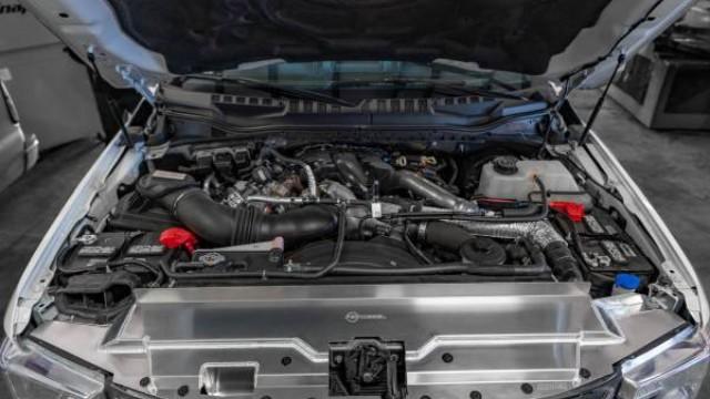 2021 Ford F-650 diesel