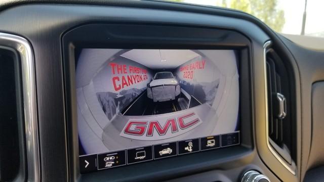 2021 GMC Canyon AT4 interior