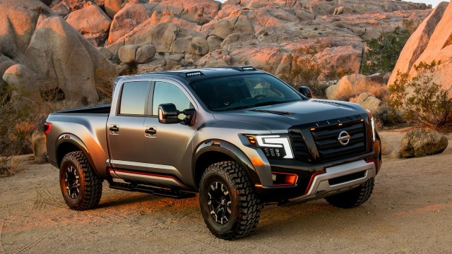 2021 Nissan Titan Warrior – Off-Road Pickup To Be Unveiled in the Near Future