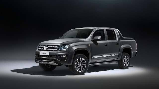 New-Gen 2022 VW Amarok Won't Get Electrification