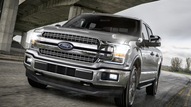 2021 Ford F-150 Hybrid redesign