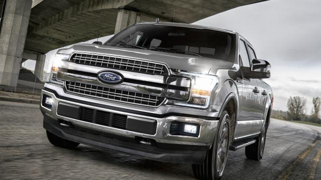 2021 Ford F-150 Hybrid redesign