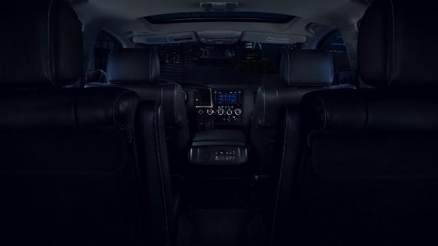 2021 Toyota Tundra Nightshade interior