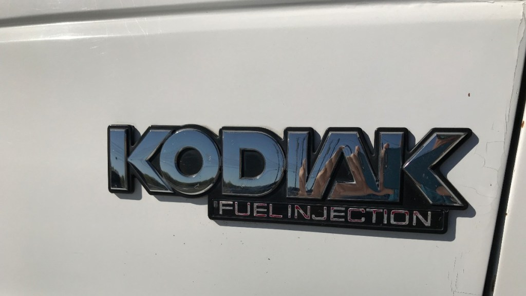 2021 Chevy Kodiak release date