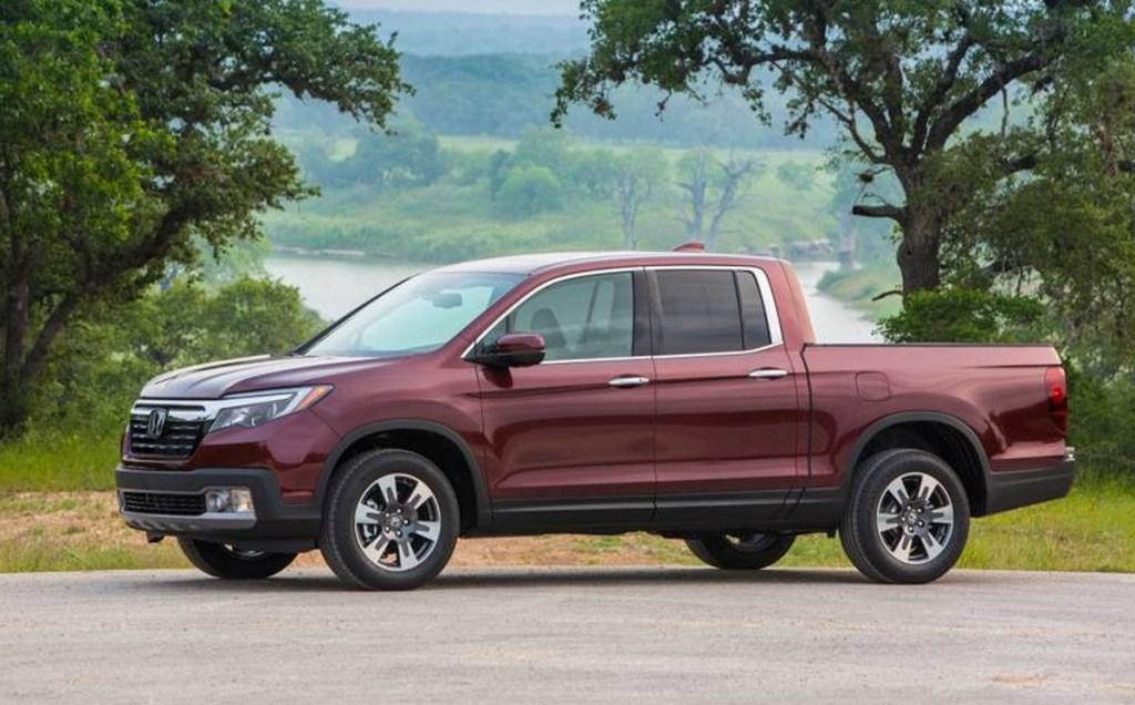 2022 Honda Ridgeline release date