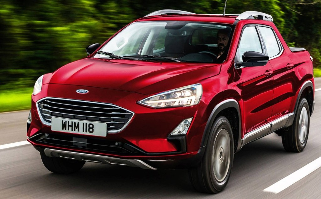 2022 Ford Courier release date