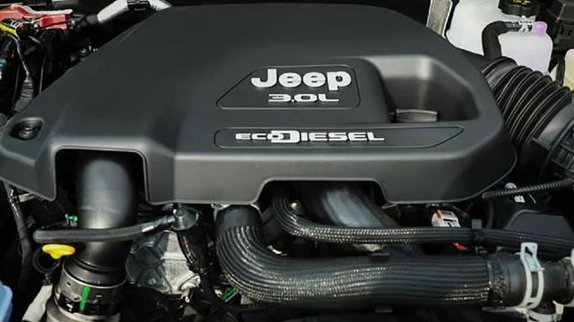 2021 Jeep Gladiator EcoDiesel mpg