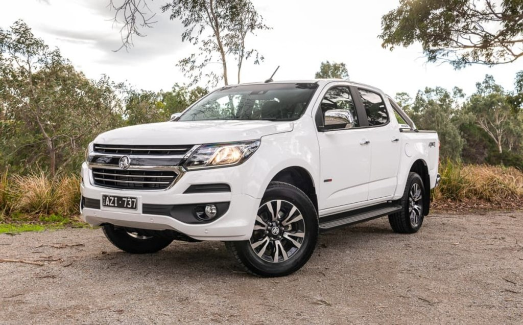 2022 Holden Colorado release date