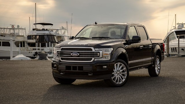 2021 Ford F-150 FX4 Off-Road Package