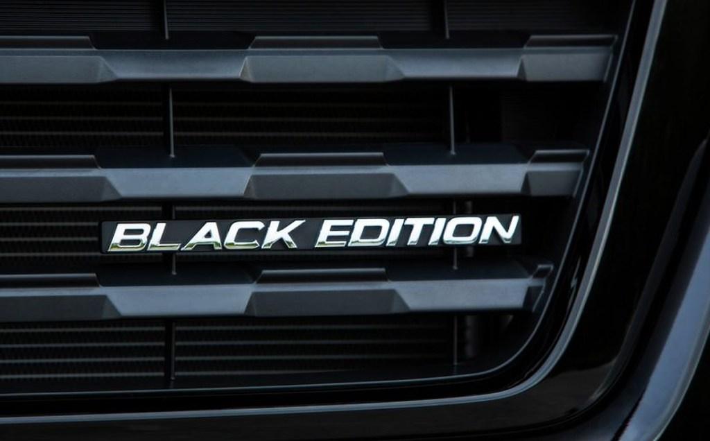 2021 Honda Ridgeline Black Edition release date