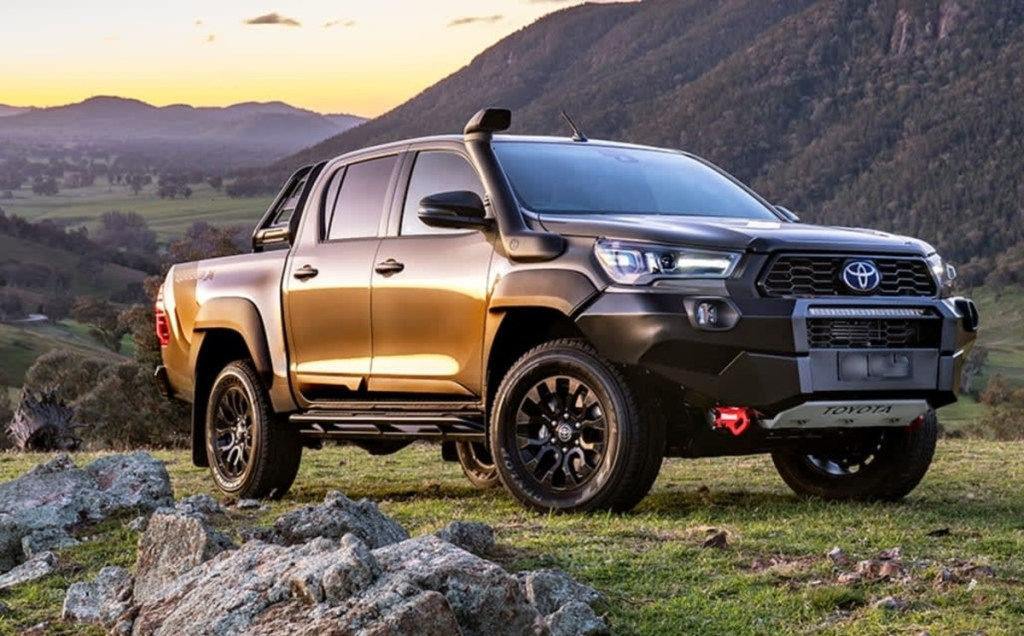 2021 Toyota Hilux Rugged