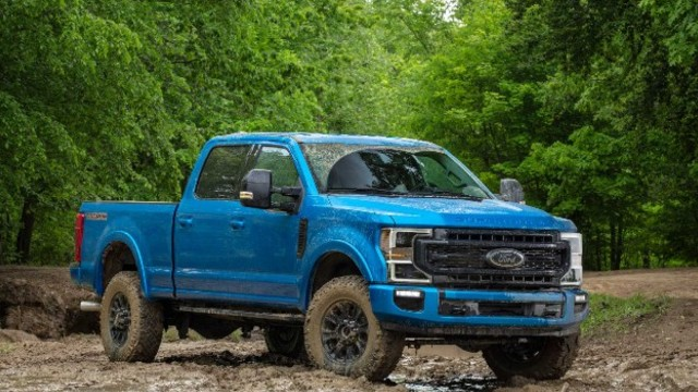 2022 Ford F-250 Tremor