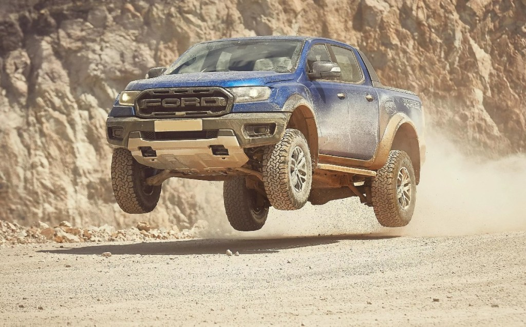 2022 Ford Ranger Raptor price