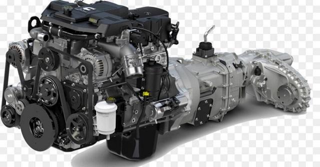 2022 Ram 2500 engine