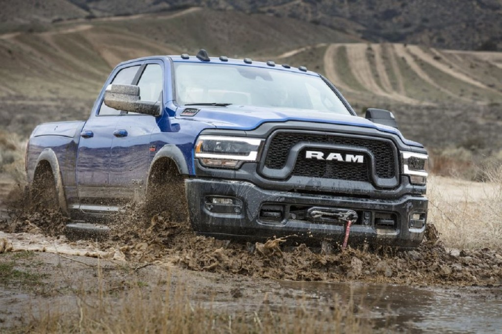 2022 Ram 2500 Power Wagon